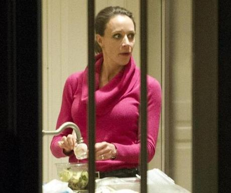 Paula Broadwell has kept a low profile since her affair with CIA Director David Petraeus was made public, leading to his resignation. She was last seen Tuesday at her brother's home.